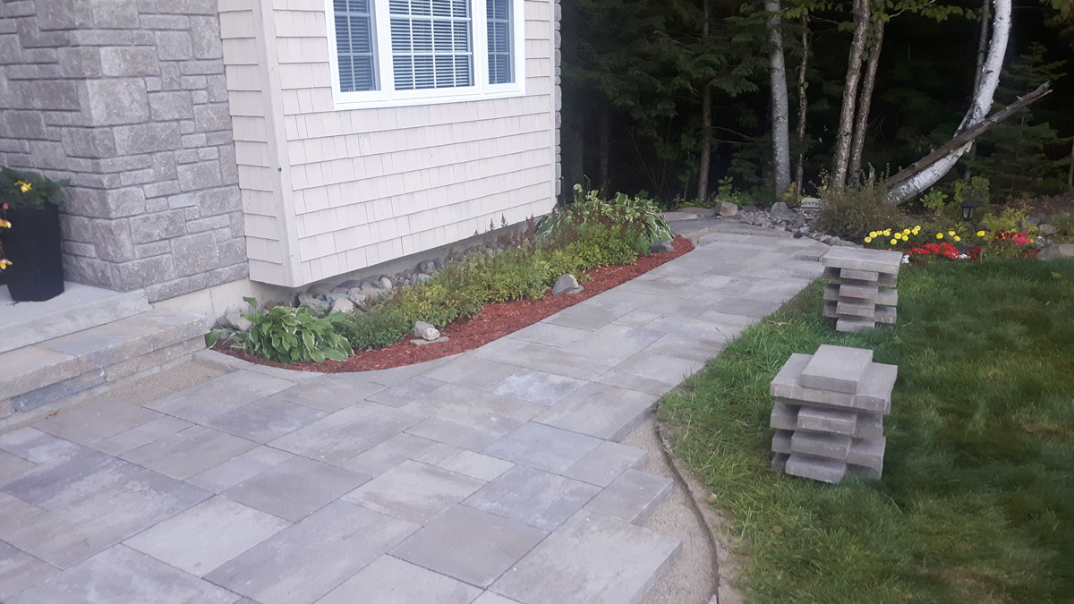 Yards Apart landscaping of Pepper Creek, Fredericton: photo 2