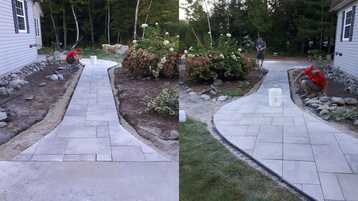 Yards Apart landscaping of Pepper Creek, Fredericton: photo 4