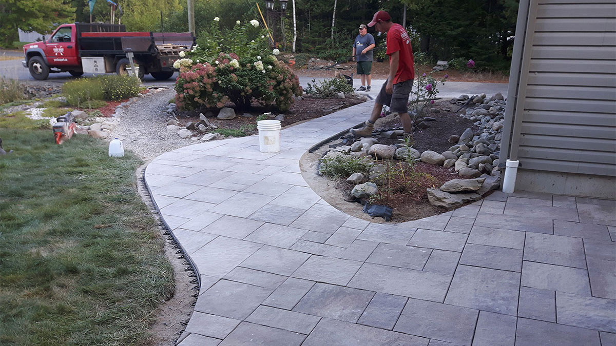 Yards Apart landscaping of Pepper Creek, Fredericton: photo 5
